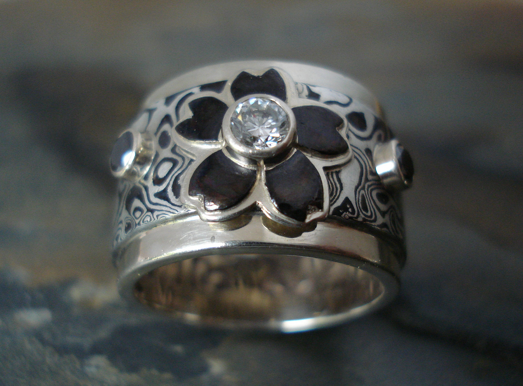 Custom- wedding ring