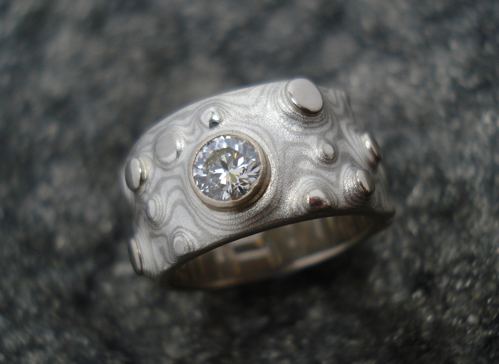 Custom- Sonya's wedding ring