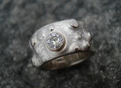 Custom- Sonya's wedding ring