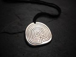 Custom- Cristina's birth amulet