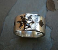 Custom- Michael's anniversary ring