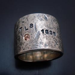 Custom- Clay's commitment ring