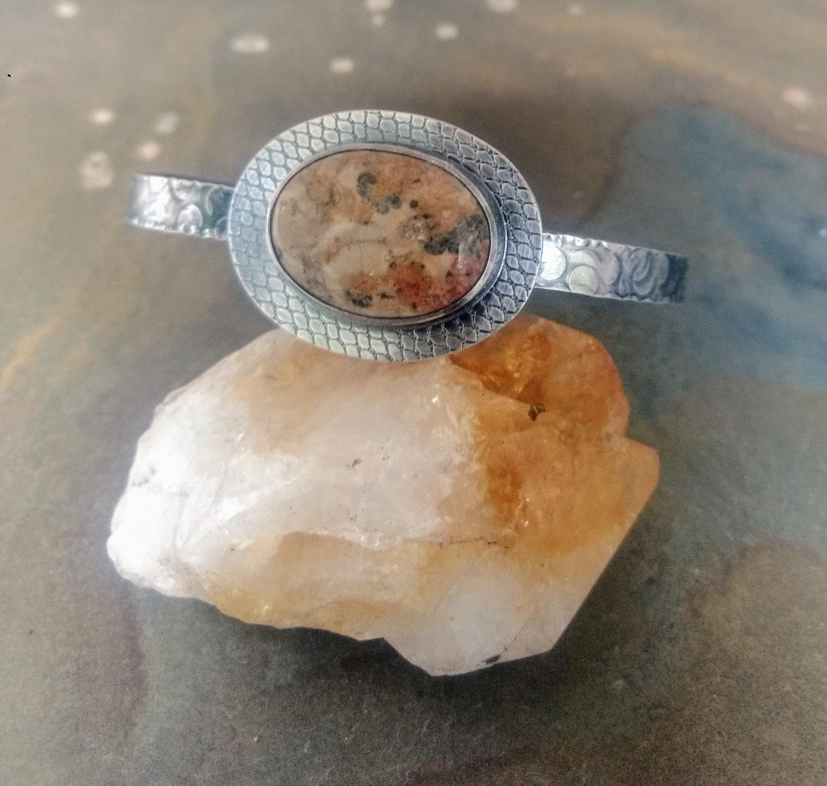 Titan.2 cuff bracelet