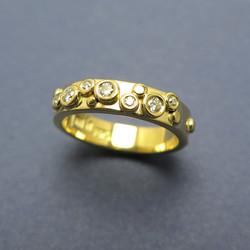 Kristin's Engagement ring