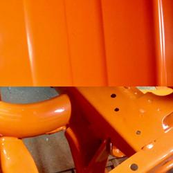 KTM Orange - High gloss