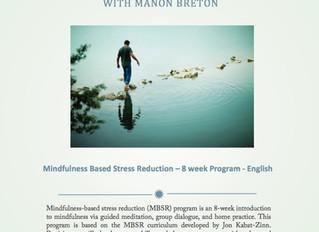 Mindfulness 8 week Program on line