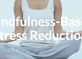 8 week Mindfulness Program                    Downtown Montreal (in english)