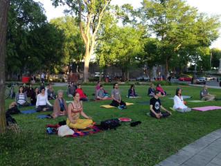 Meditations publiques ville de Québec