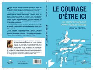 Mon nouveau livre                                     My new book