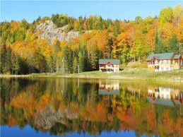 6 chalets et plusieurs sites de camping - 6 cottages and a large camp site