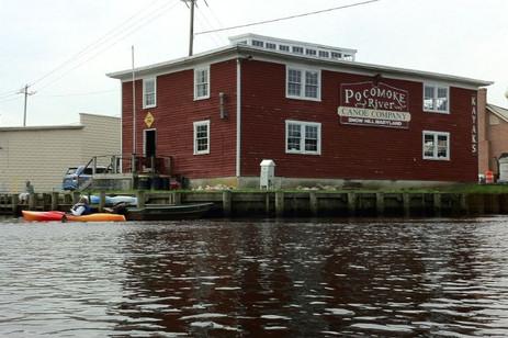 Pokamoke River Canoe Company