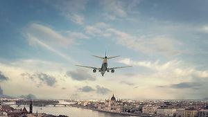 videoblocks-airplane-landing-budapest-hu