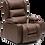 Thumbnail: Atlantis Lift Recliner Chair - Natural Leather