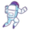 Space mattress man