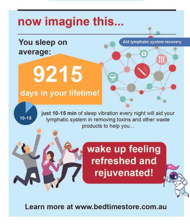 Imagine exercising while you sleep!