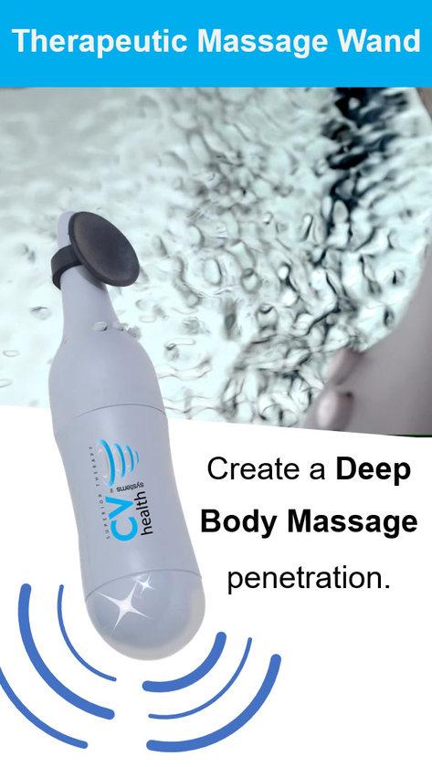 Therapeutic Massafe Wand