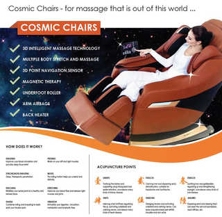 Our Cosmic Chairs