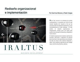 31_Rediseño organizacional e implementa