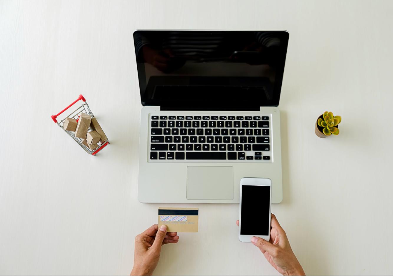 Serie: Comercio electrónico