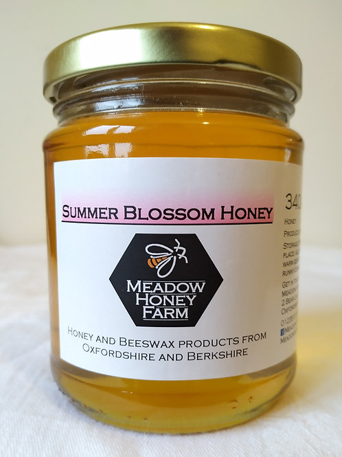 Summer Blossom Honey 340g