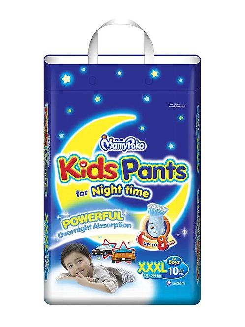 MAMYPOKO Kids Pants for Night Time (Boy) (XXXL)