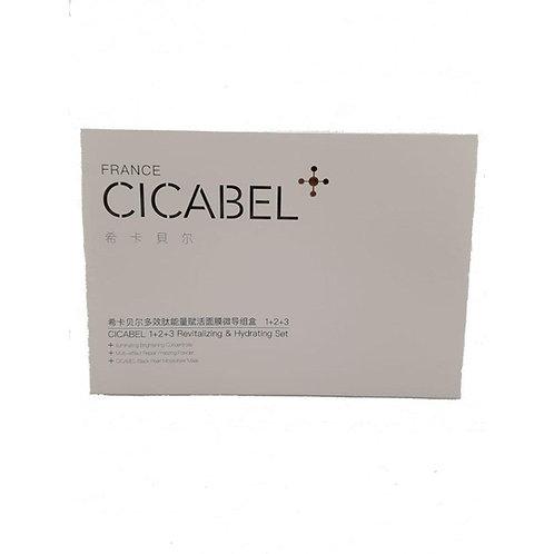 France Cicabel, Revitalizing & Hydrating Set