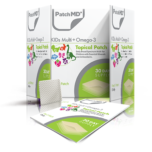KIDs Multi + Omega-3 Topical Patch