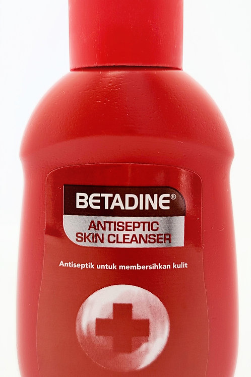 BETADINE Antiseptic Skin Cleanser (60ml)