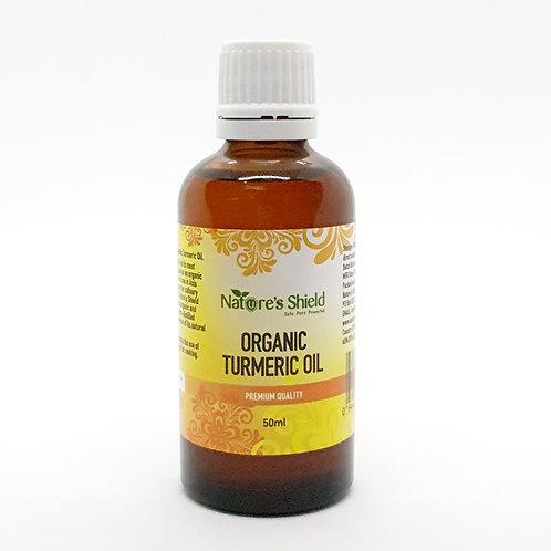 Nature Shield Organic Tumeric Oil