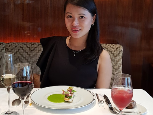 French Cuisine with an Inventive Twist at Amber, 2-Star Michelin Restaurant in Hong Kong