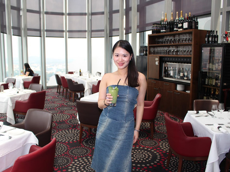Singapore Restaurant Week- Review of Salt Grill and Sky Bar