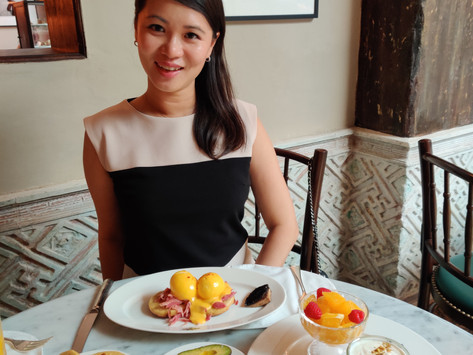New Weekend Breakfast at The English House by Marco Pierre White