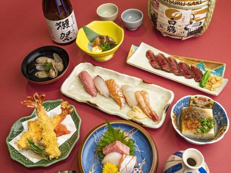 BOTAN Japanese Restaurant - A Gem at Pekin Street Specialising in Authentic Japanese Cuisine