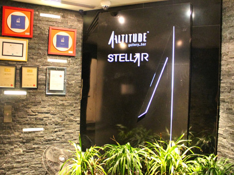 Get Into The Mood for Love at Stellar At 1-Altitude