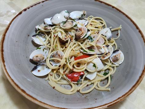 Recipe - Spaghetti Vongole