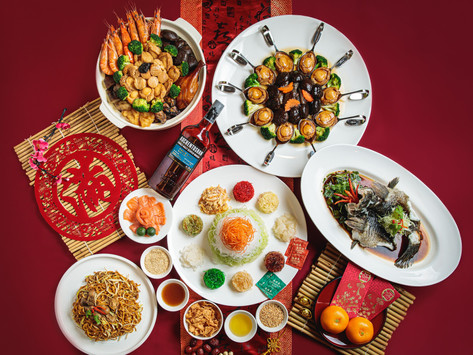 Usher in the Year of the Ox with Sumptuous CNY Menus at Famous Kitchen