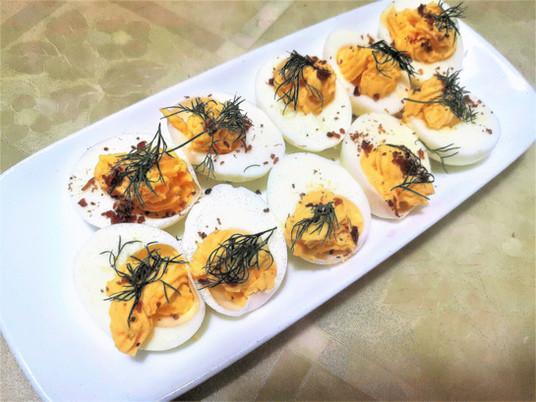 Easter Recipe - Deviled Eggs