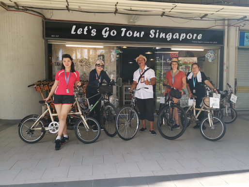 An Experiential Journey -'Trails of Tan Ah Huat' with Let's Go Tour Singapore