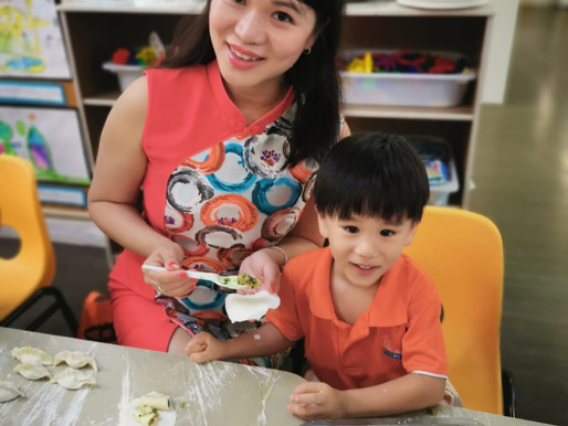 Free Goodie Bag worth S$80 when You Enrol Your Child with NTUC First Campus' My First Skool
