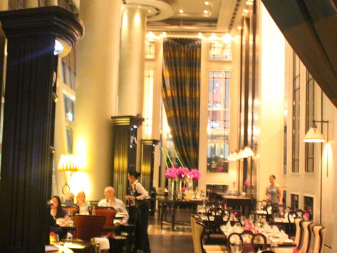 Breathtaking View, Understated Elegance and Delightful French Cuisine at Clifford Fullerton Bay