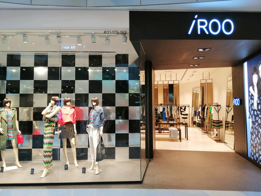 Create Different Looks with Taiwanese Fashion Brand, iROO