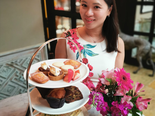 Classic English Afternoon Tea at The English House