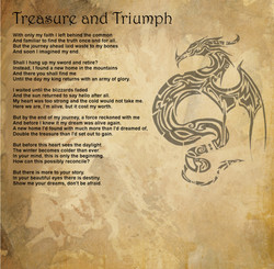 Treasure and Triumph Lyrics