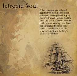 Intrepid Soul Synopsis