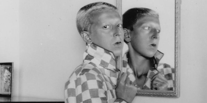 Benedetta Spagnuolo, The androgyne as an icon, l'androgino come icona, Claude Cahun