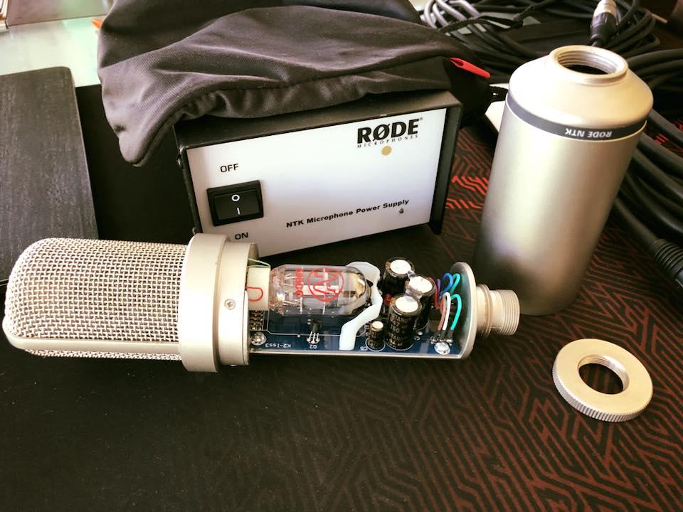 NTK Valve mic