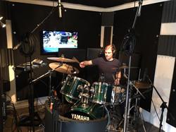 Drum Recording..