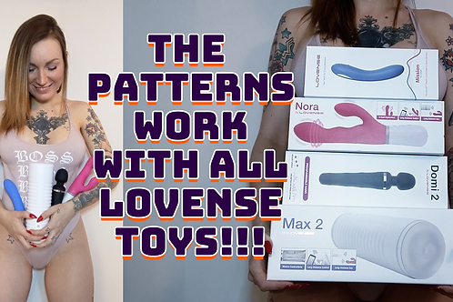 Unlimited Lovense Pattern Access