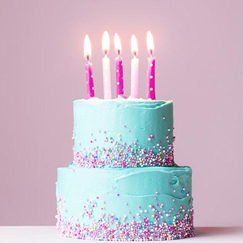 Let's Celebrate Your Birthday