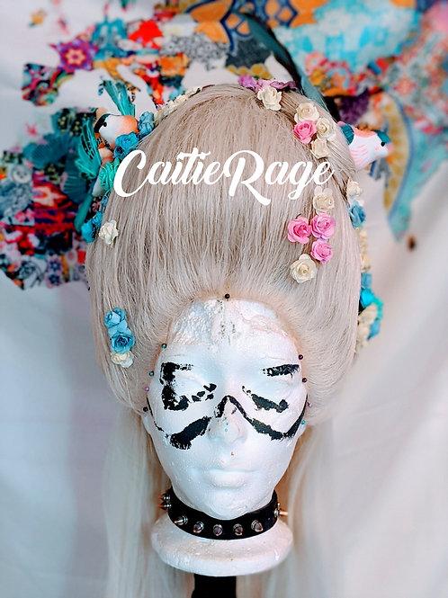 OOAK Marie Antoinette Wig